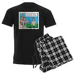 Courteous Men's Dark Pajamas