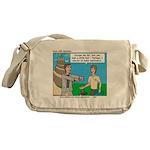 Courteous Messenger Bag