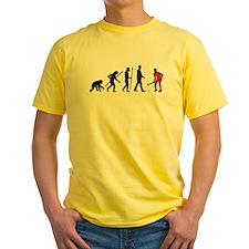 evolution fieldhockey player T