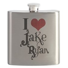 I love Jake Ryan Flask