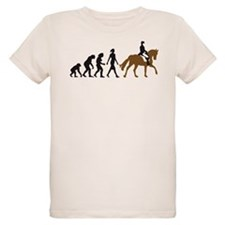 evolution horse riding T-Shirt