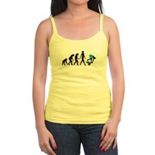 evolution female swimmer on startblock Ladies Top