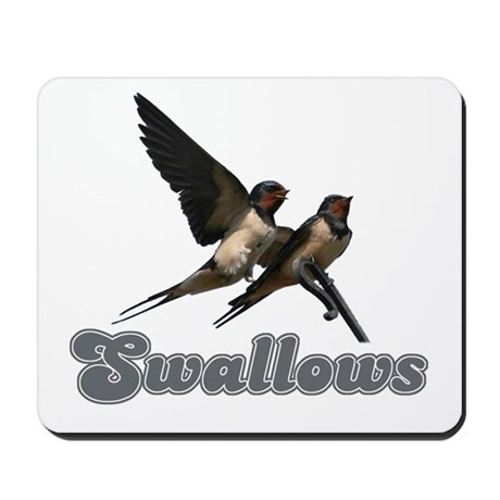 Swallows Mousepad