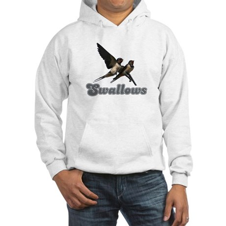 Swallows Hooded Sweatshirt