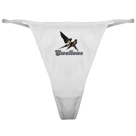 Swallows Classic Thong