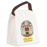 Praha (Prague)2 COA.png Canvas Lunch Bag