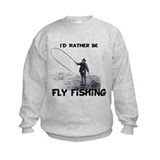 Fly fishing Crew Neck