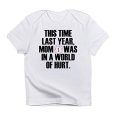 Cute Funny birthday Infant T-Shirt