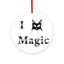 i love black cat magic witchcraft pagan wicca Orna