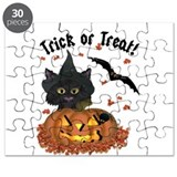 """Trick or Treat"" Puzzle"