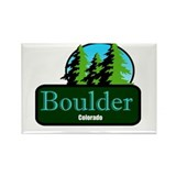 Boulder Colorado t shirt truck stop novelty Rectan
