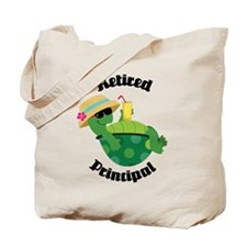 Retired Principal Gift Tote Bag