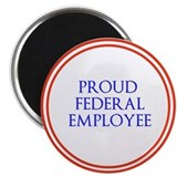 Federal Pride Magnet