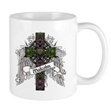 Malcolm Tartan Cross Small Mug