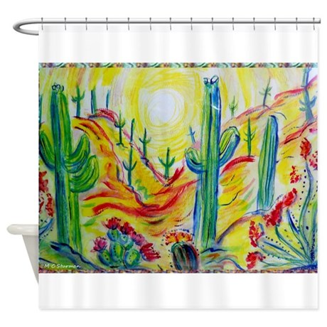 Southwestern Shower Curtains & Towels | eHow