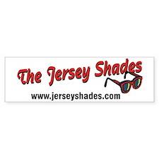Jersey Shades Bumper Sticker