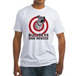 BullsEye Fitted T-Shirt