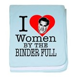 I love women by the binder full Mitt Romeny Binder