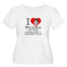 Mitt Romney: I Love Women By The Binder Full Women