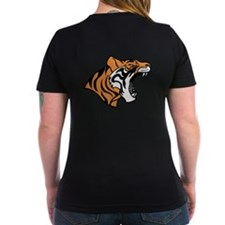 Double sided tiger - Shirt