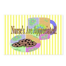 Nurse's Coffee Break Appreciation Postcards (Packa