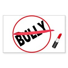 No Bully Decal