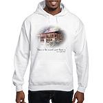 Home is the Nicest Word Hooded Sweatshirt