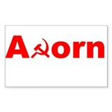 ACORN / Hammer &amp; Sickle Decal