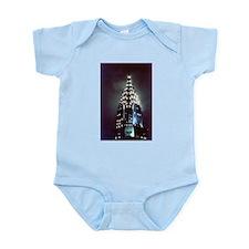 Chrysler Building: Night Infant Bodysuit