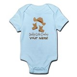 Daddys Little Cowboy Infant Bodysuit