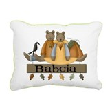 Autumn Babcia Pillow
