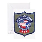 Joint Task Force 6 Greeting Cards (Pk of 10)