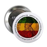 "Haile Selassie King of Kings 2.25"" Button"