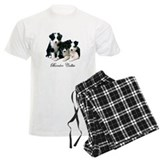 Border Collie Puppies pajamas