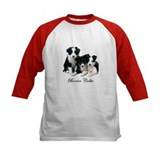 Border Collie Puppies Tee