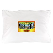 Greenville Ohio Greetings Pillow Case