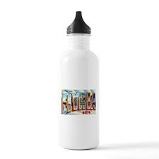 Elyria Ohio Greetings Water Bottle