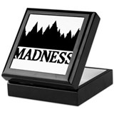 At The Mountains Of Madness Keepsake Box