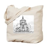 Historic Hyde Square - Church Tote Bag