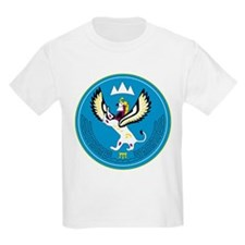 Altai Coat of Arms Kids T-Shirt