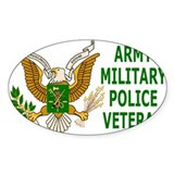 Military Police Corps <BR>Veteran Decal