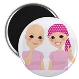 "Cancer Survivors 2.25"" Magnet (100 pack)"