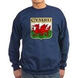 Wales Coat of Arms Jumper Sweater