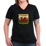 Wales Coat of Arms Shirt