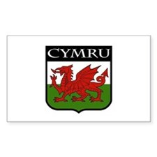 Wales Coat of Arms Decal
