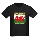 Wales Coat of Arms  T