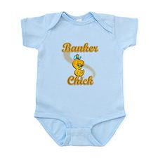 Banker Chick #2 Infant Bodysuit