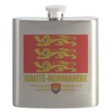 Haute-Normandie (Flag 10).png Flask