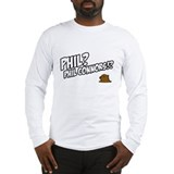 phil-connors Long Sleeve T-Shirt