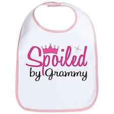 Spoiled By Grammy Bib
